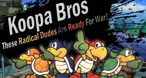 Koopa Bros SSB4 Request