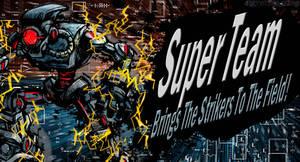 Super Team SSB4 Request