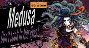VOTE Medusa for SSB4 DLC