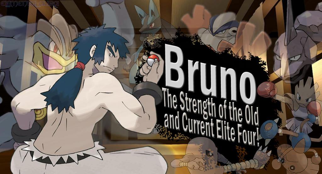 Bruno SSB4 Request By Elemental-Aura On DeviantArt