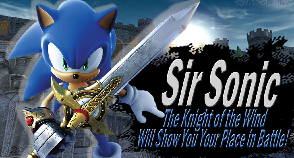 how to play sonic ssb4