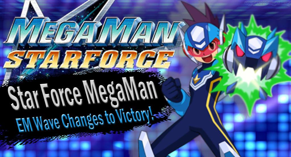 Mega Man Star Force anime  Wikipedia
