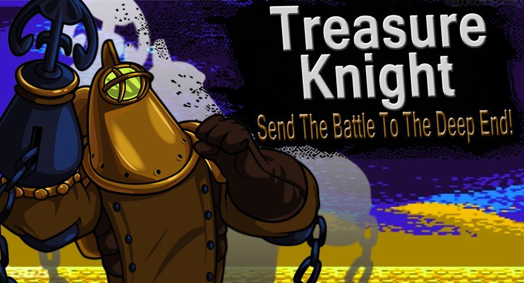 Treasure Knight SSB4 Request by Elemental-Aura