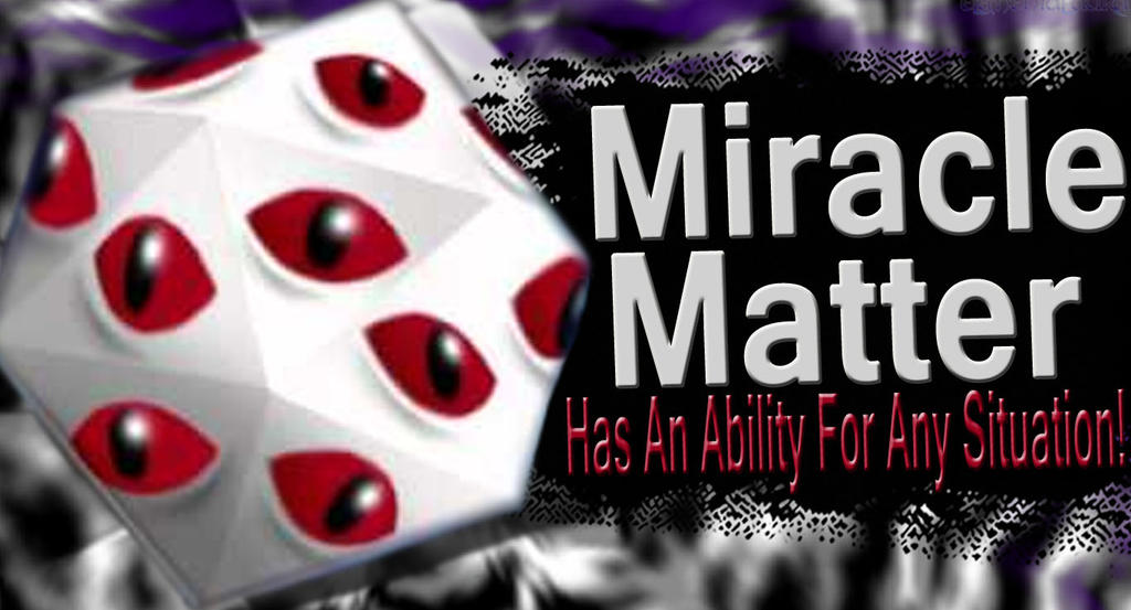 Miracle Matter SSB4 Request by Elemental-Aura