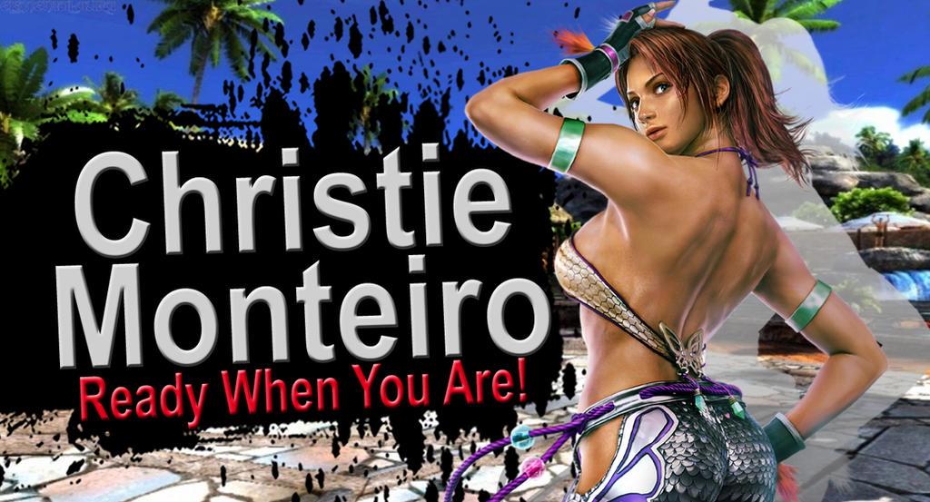 Christie Monteiro SSB4 Request by Elemental-Aura