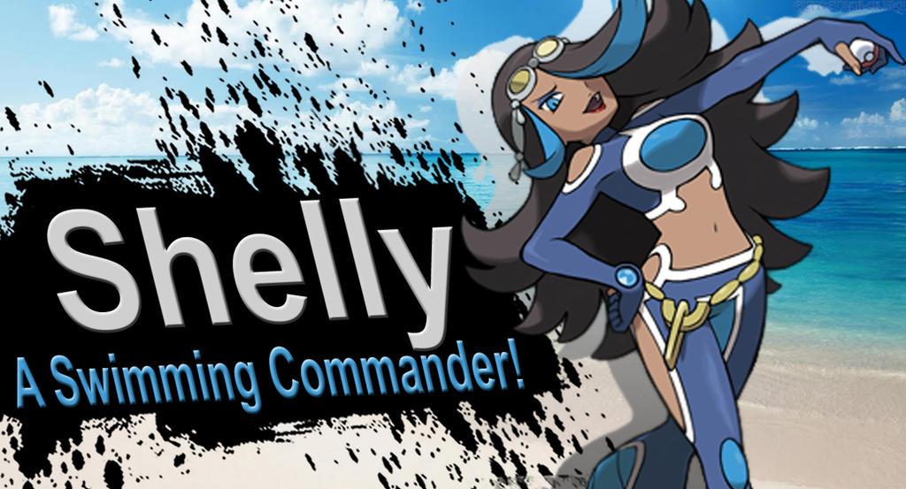 Shelly SSB4 Request by Elemental-Aura