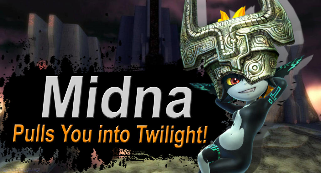 (Imp Form) Midna SSB4 Request by Elemental-Aura