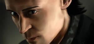 Loki closeup by Kasu-kan
