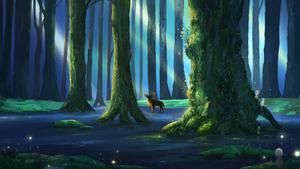 Princess Mononoke: Forest Spirit