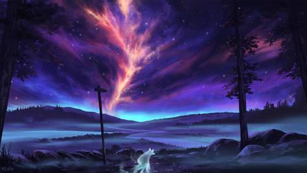 Night Fox Spirit