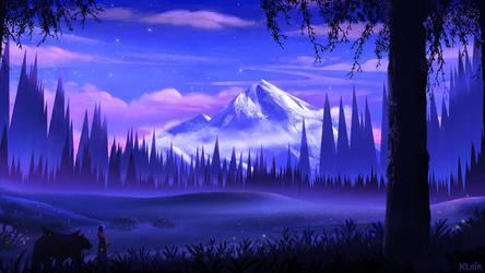 Fantasy Rainier