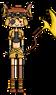 Gijinka_ Raichu pixel by creature002