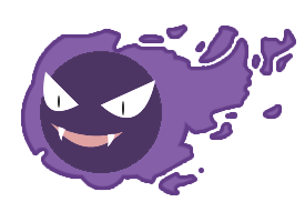 Gastly by creature002