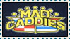 Mad Caddies Stamp by Felix-the-Great