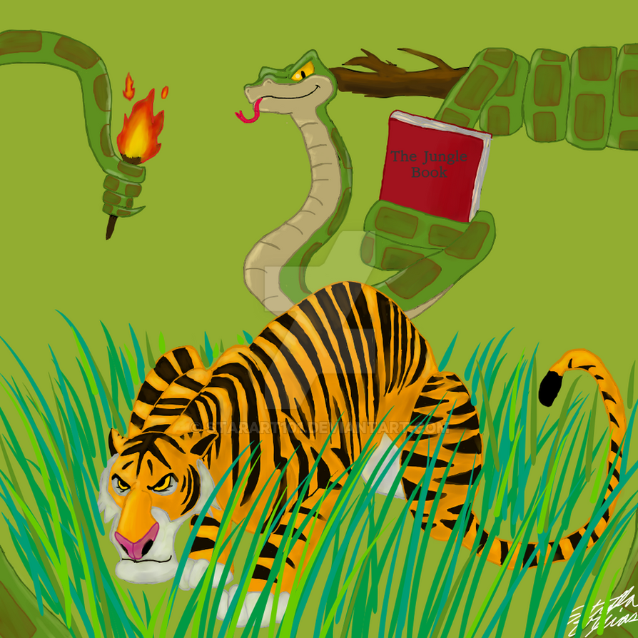 The Jungle Book: A New Chapter by StarArt101