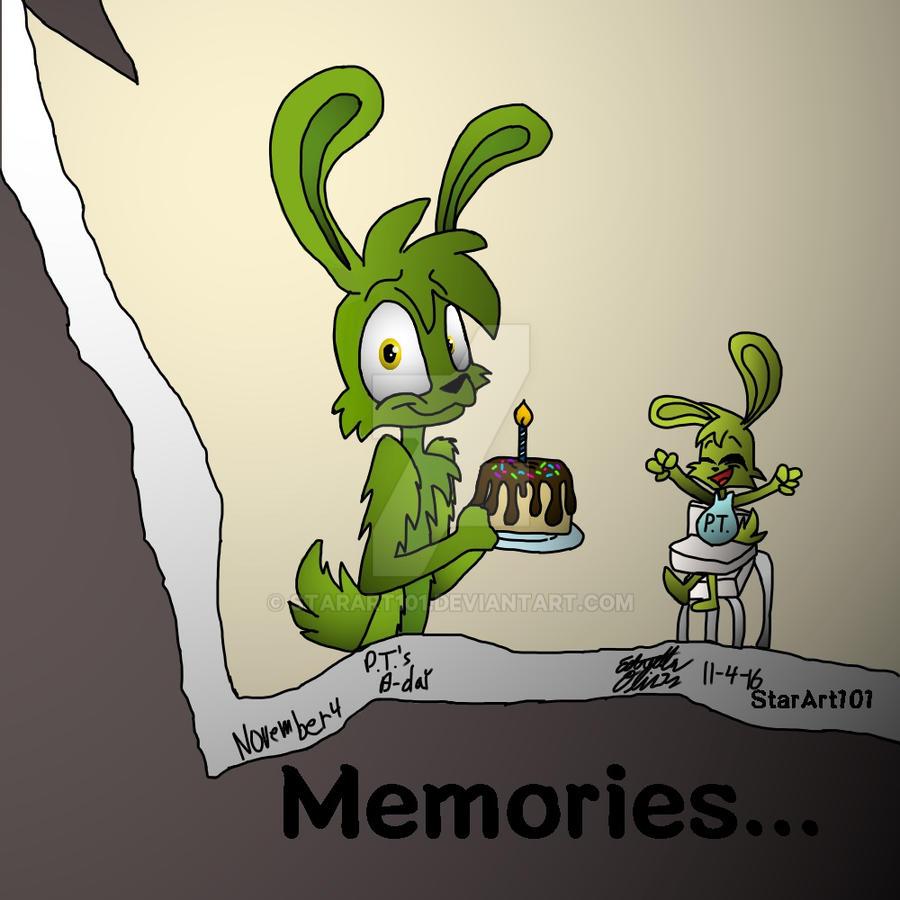 Memories... by StarArt101