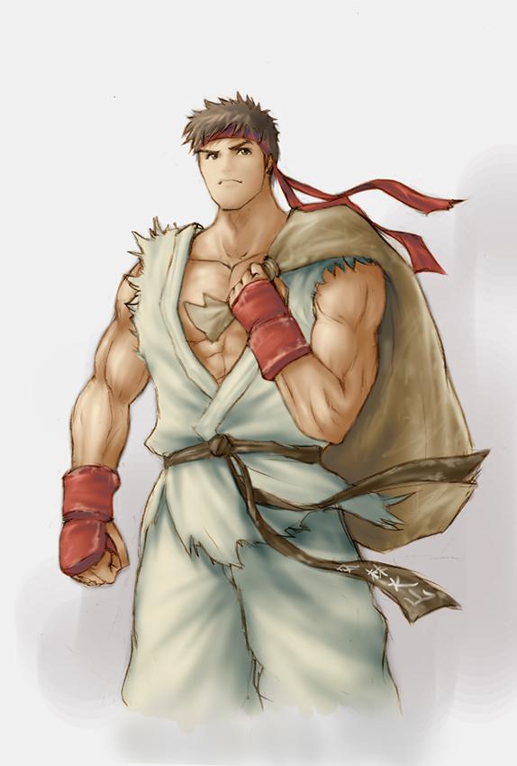 Ryu by Tarhoay