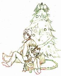 Hetalia - Merry Christmas 2009