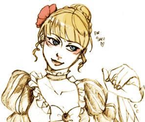 Umineko - Beatrice for Sakus