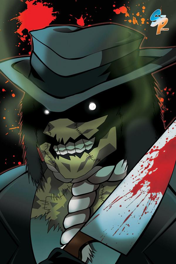Arkham set - Fear is Power by StamayoStudio