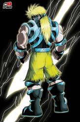 S-Mask, The Legendary Mask Knight