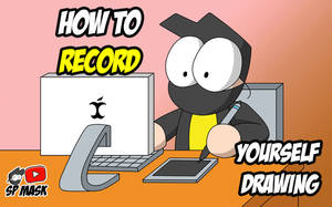 How to Record Yourself Drawing