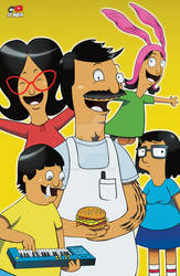 Bobsburgers commission for Eleanor