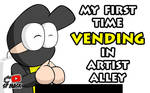 My 1st Time Vending...