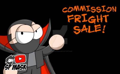 Halloween Fright Sale
