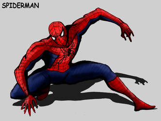 SPIDEY~ by scoutct6