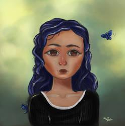 Butterfly by Sofia-Sousa