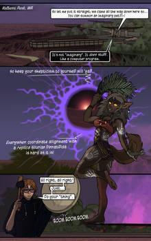 Alyph: A Silurian pet
