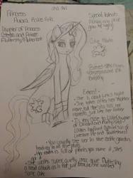 Princess Aurora Raine Aria ~ New Oc