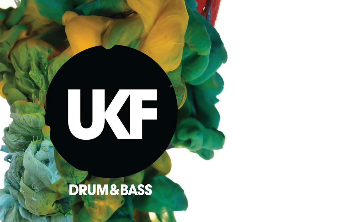 UKF Dubstep Drum & Bass Collection Vol. 1 - Various Artists