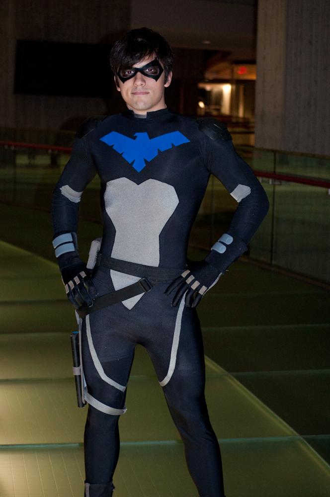 nightwing damian wayne cosplay - photo #14