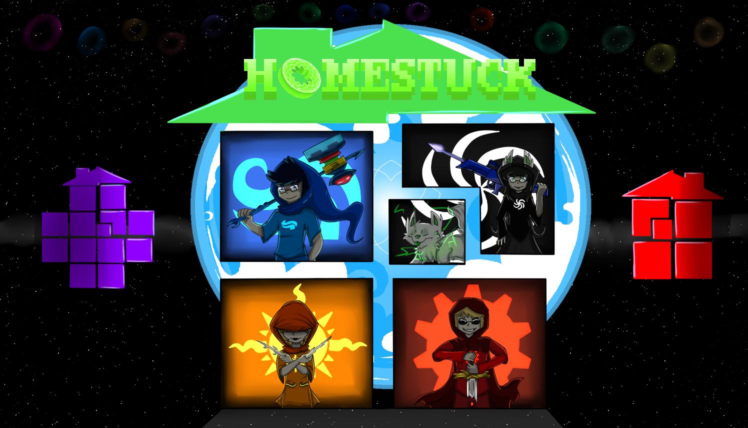 homestuck logo wallpaper - photo #23