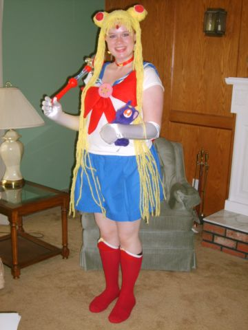 Worst Sailor Moon Cosplay By SailorOdango