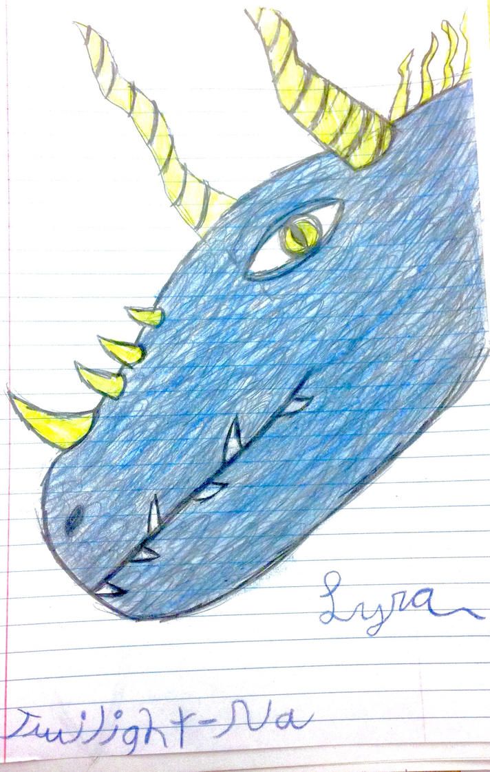 Drawing Lyra by Twilight-Na