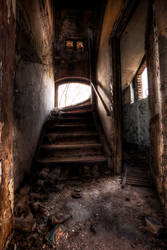 Stairs to a new tomorrow ... by Sleepwalker1803