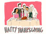 COMMUNITY - Happy Thanksgiving
