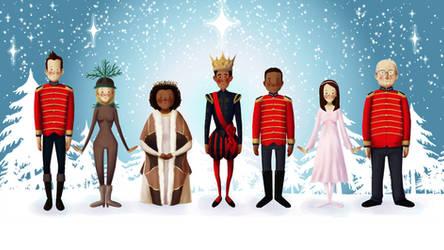 PLANET CHRISTMAS by Engelen