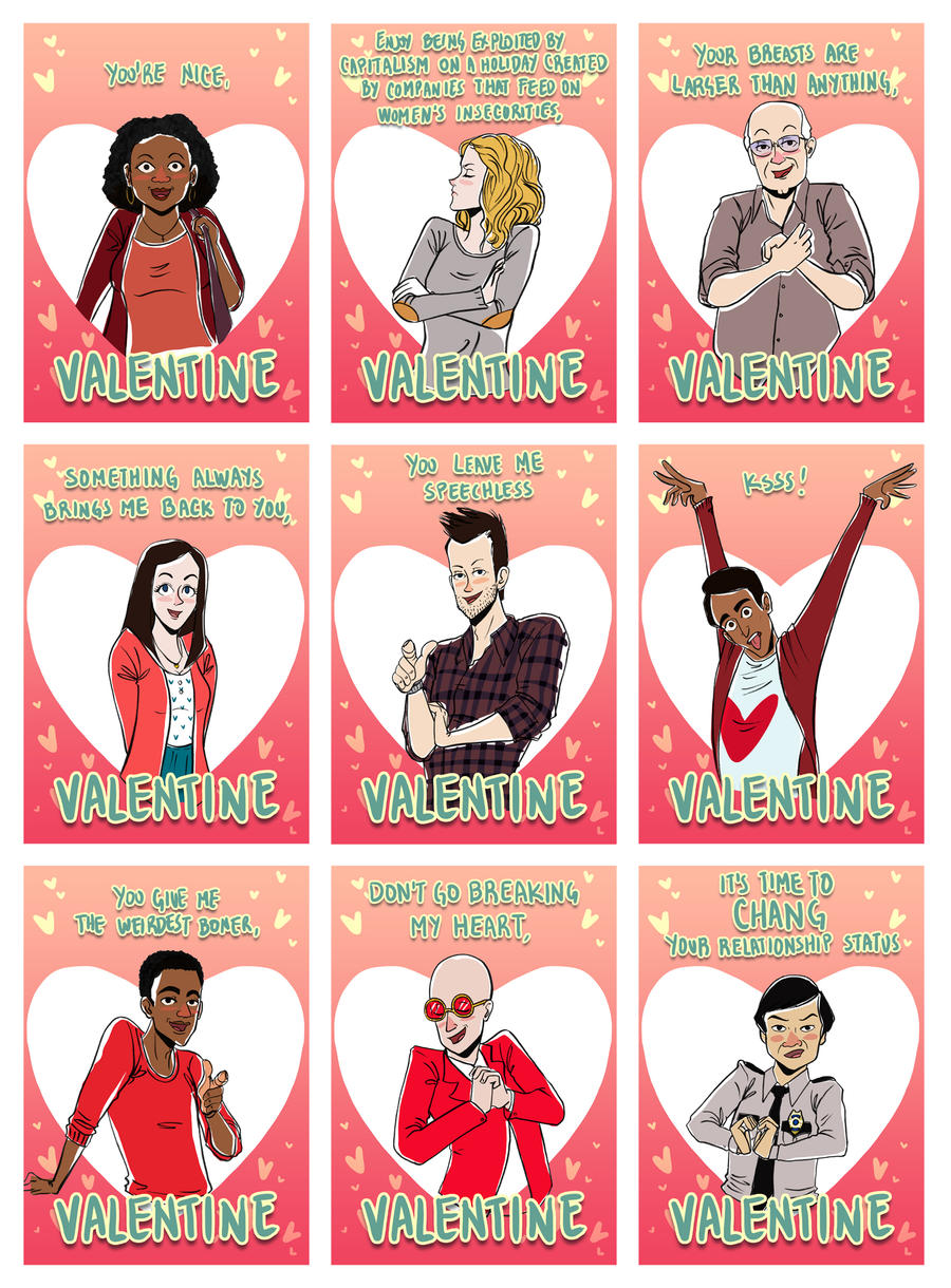 COMMUNITY Valentine's by Engelen