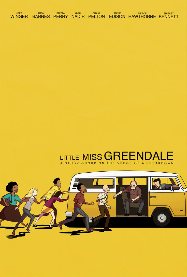 LITTLE MISS GREENDALE by Engelen