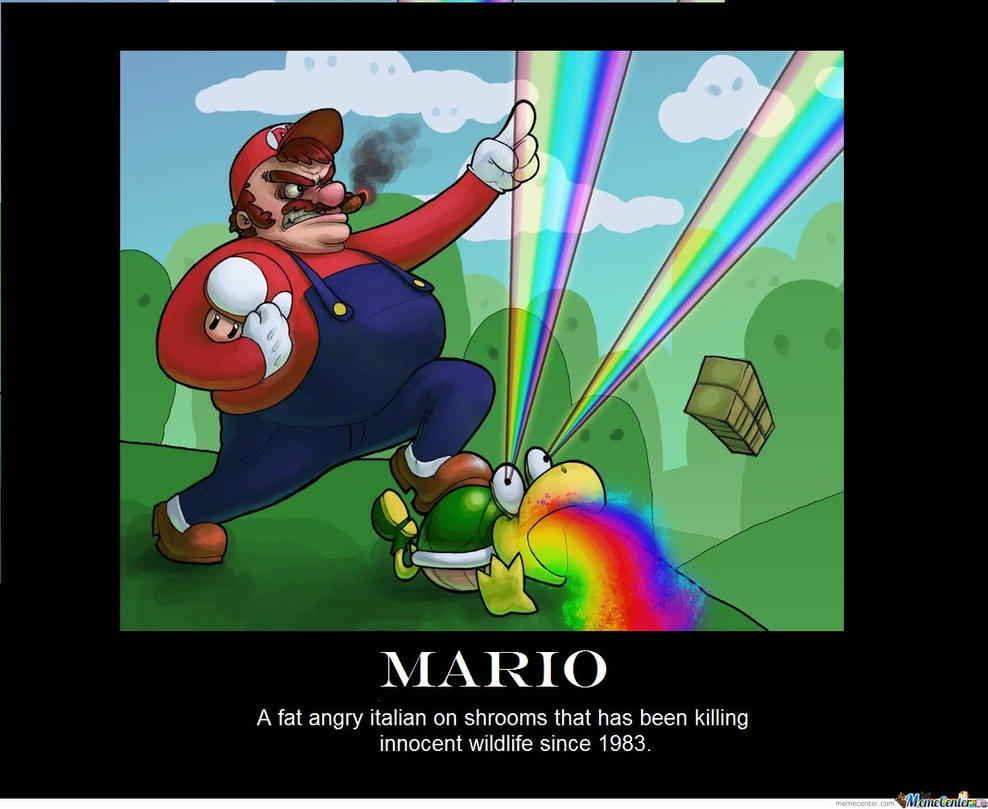 Mario by davidprogamer64