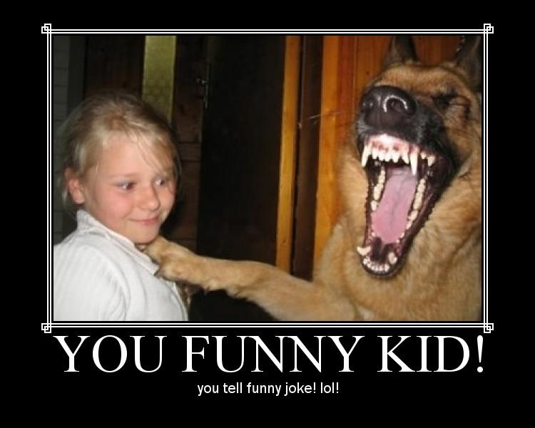 You Funny Kid by davidprogamer64