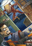 Gordon Freeman vs Zombie ATC