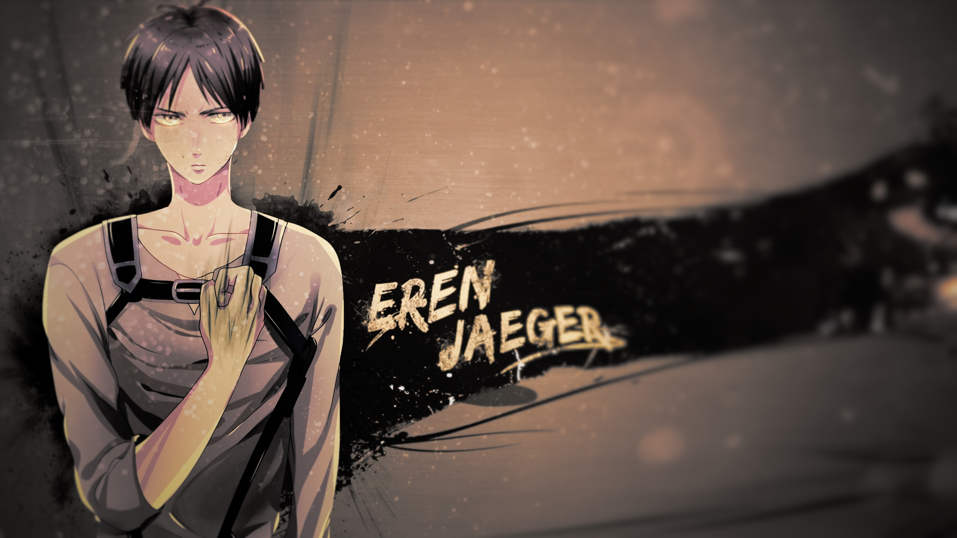 Eren Jaeger Wallpaper HD