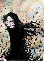 Raven by claes-gascogne