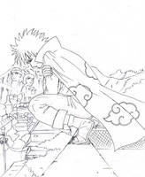 Naruto: Losing a part of you by claes-gascogne