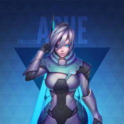 Commission: Project Ashe